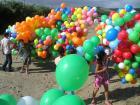 Largada de Balões | Início da Semana da Juventude 2008