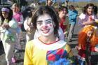 desfile de Carnaval na Candelária